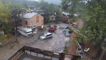 Mudslide Mayhem