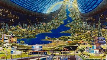 How Would You Envision a Space Colony?