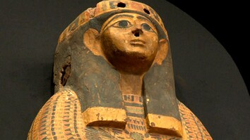 Stolen Sarcophagus Handed Over to Egypt