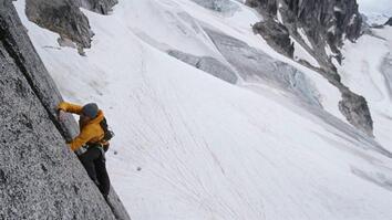 Don't Look Down: Alex Honnold Climbs a Dizzying Cliff