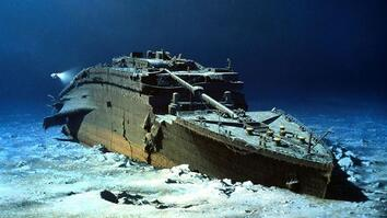 NG Live!: Robert Ballard: Painting the Titanic