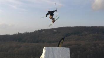 Epic 720 Ski Jump