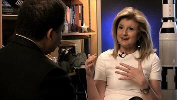 Arianna Huffington on Meditation