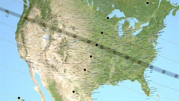 Follow the Eclipse on Its Coast-to-Coast Tour
