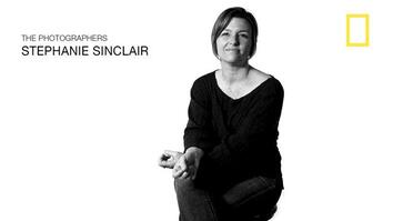 Stephanie Sinclair on Creating a Sense of Urgency