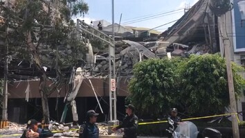 Powerful 7.1 Magnitude Earthquake Strikes Mexico
