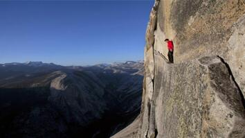 NG Live!: Free Soloing with Alex Honnold