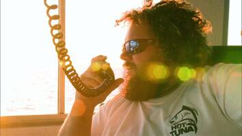Wicked Tuna's Captain T.J.