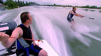 I Didn't Know That: Barefoot Waterskiing