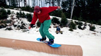 This 62-Year-Old Snowboarder Is Living Life to the Fullest