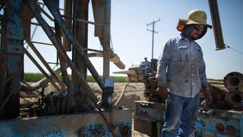 California Drought Spurs Drilling Boom