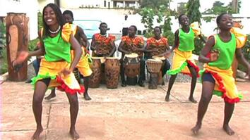 Ghana: Drum and Dance
