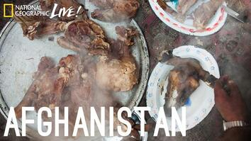 We Are What We Eat: Afghanistan