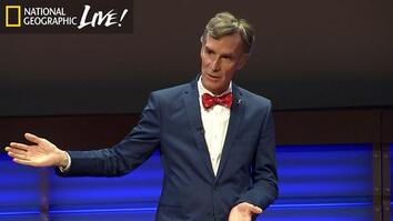 Climate Change Through Bill Nye's Eyes