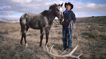 Erika Larsen: People of the Horse