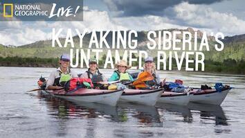 Kayaking Siberia's Untamed River