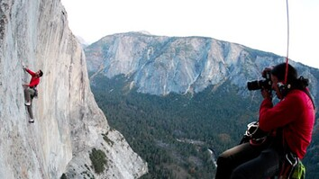 Capturing Yosemite's Superclimbers
