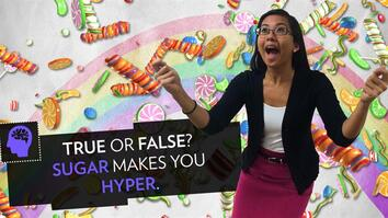 True or False? Sugar Makes You Hyper