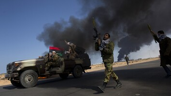 Lynsey Addario: Lens on the Front Line