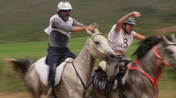Grueling 80-Mile Horse Race Demands More Than Speed