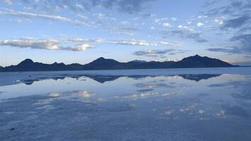 Are Utah's Beautiful Salt Flats Disappearing?