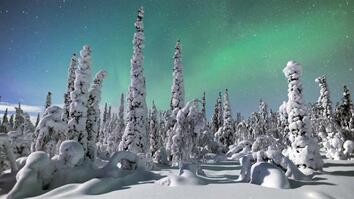 Husband and Wife Team Up to Photograph Sweden's Wild Landscapes