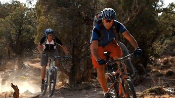 Biking Durango to Moab