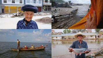 90 Days in 90 Seconds: Life on the Mekong River