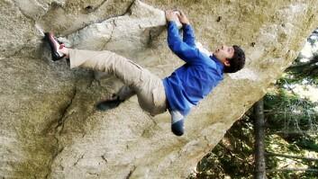 Climbing: Safety Third