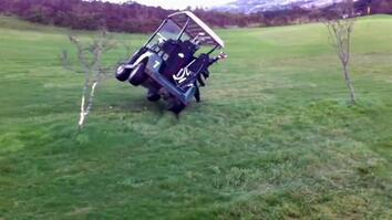 Golf Cart Catastrophe