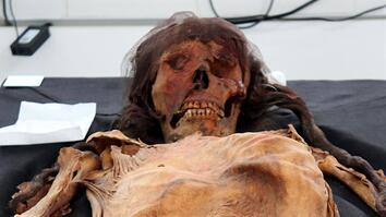 Revealing the Face of a 1,600-Year-Old Mummy