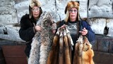 Alaska Twins Live Off the Land 150 Miles From the Nearest Store