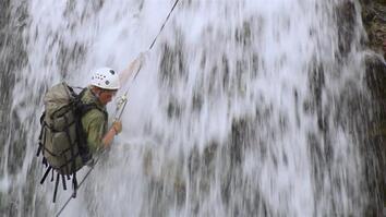 Waterfall Washout