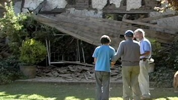 Earthquake Baptism Saves Chile Family