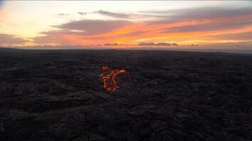 Fire and Ice: Mauna Kea