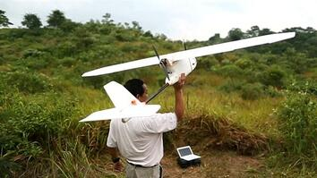 Onward: Drones Overhead — Protecting Orangutans from Above