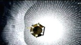 LCROSS Impact Video: No Sky Show