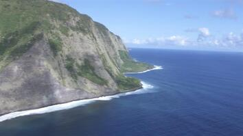 Wings, Water, Wind Created Hawaii's Ecosystem
