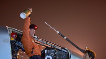 Solar-Powered Plane Continues Round-the-World Journey