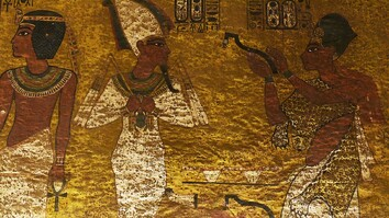 Infrared Scans of King Tut's Tomb Hint at a Hidden Chamber