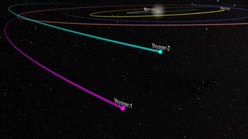 See Two Spacecraft Journey to Outer Reaches of Solar System