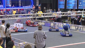 Robots Battle Robots in World Championship