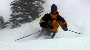 Avalanche Skier