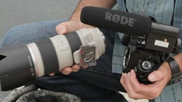 DSLR HD Video Tips: Accessories