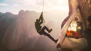 Yosemite Climbers Make History on the World's Hardest Free Climb