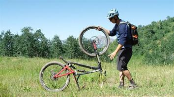 How to Fix Your Bike on the Trail
