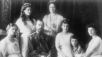 Missing Romanov Family