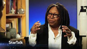 Whoopi Wants in on Star Trek!