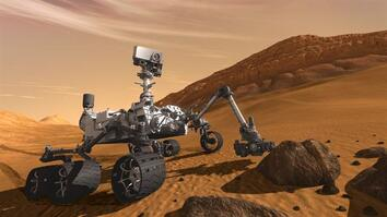 NG Live!: Daring Mighty Things: Curiosity Lands on Mars