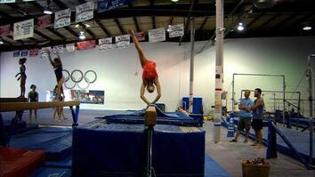 Gymnast Target
